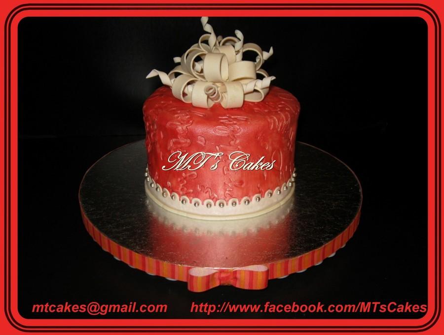 The Birthday Gift CakeCentralcom