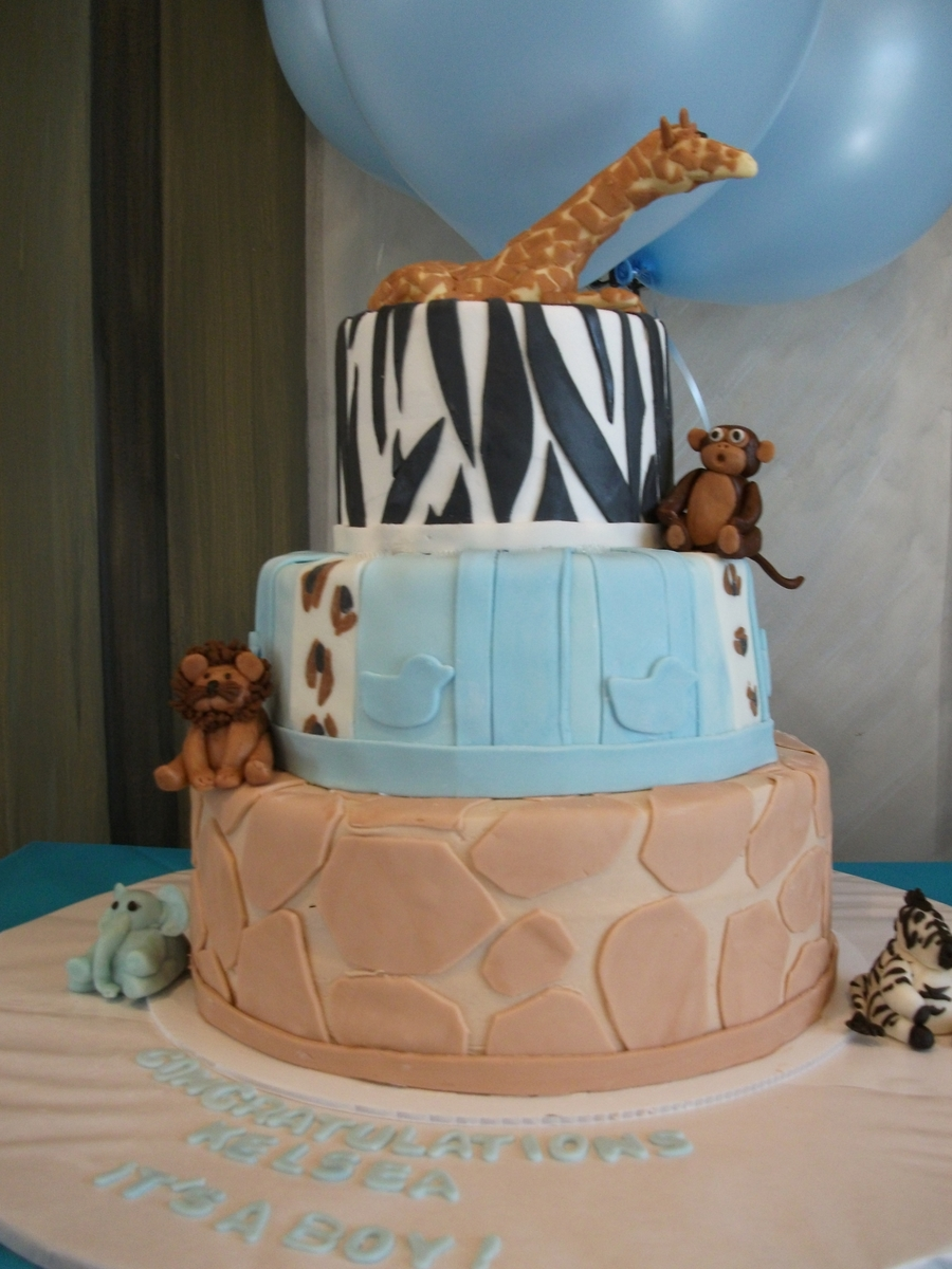 Animal Theme on Cake Central