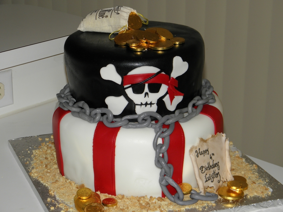 Pirates on Cake Central