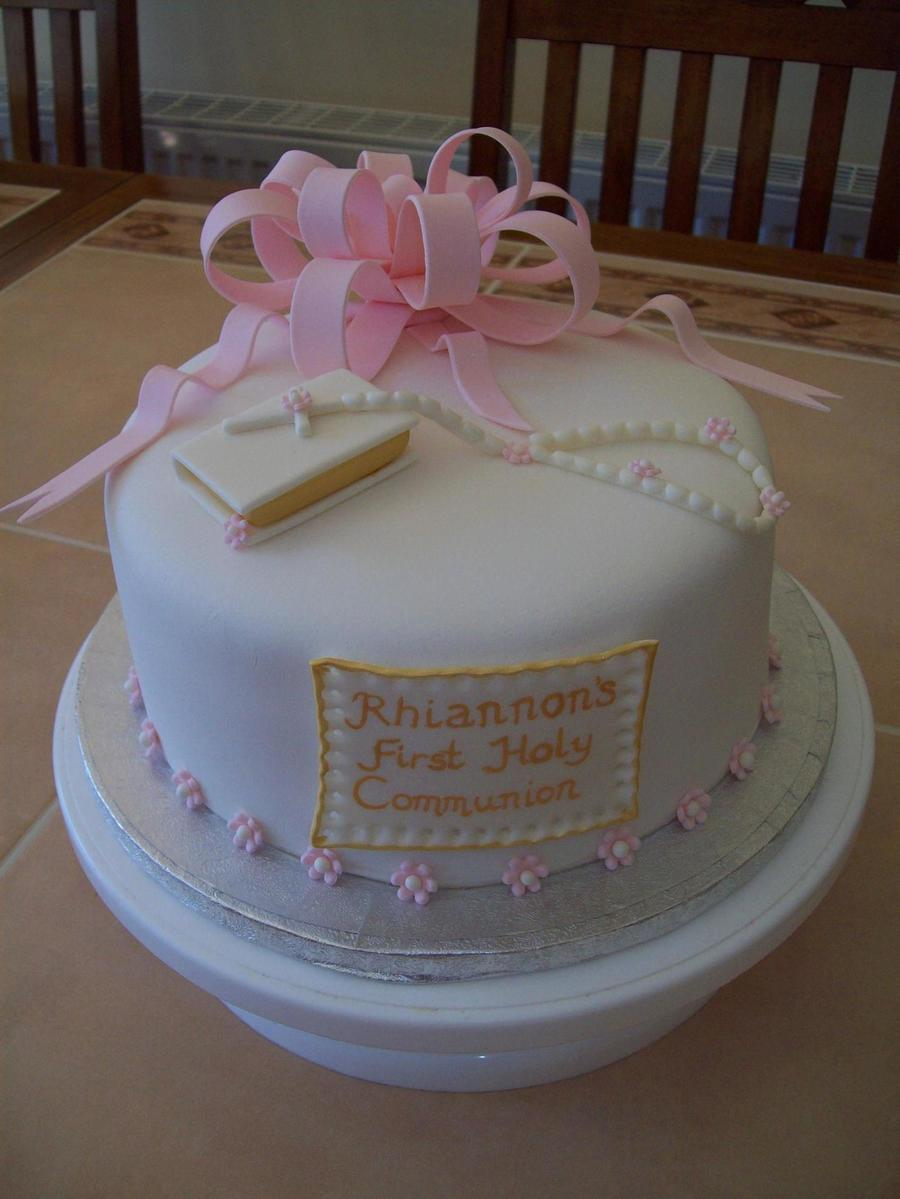 Holy Communion Cake on Cake Central
