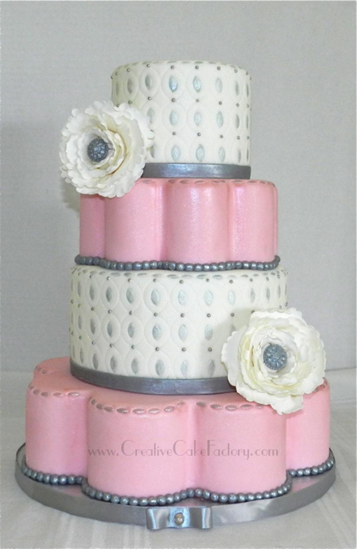 couture wedding cake. Black Bedroom Furniture Sets. Home Design Ideas