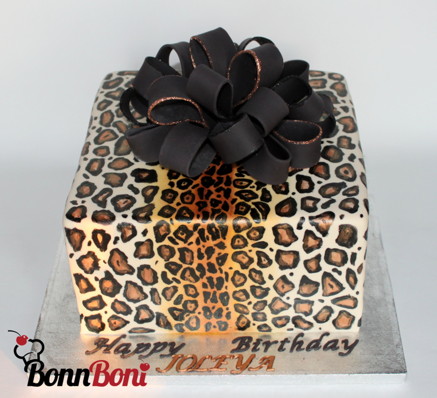 Leopard Print Birthday