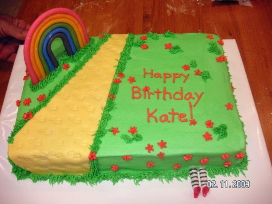 Kate's 4Th Birthday Cake on Cake Central