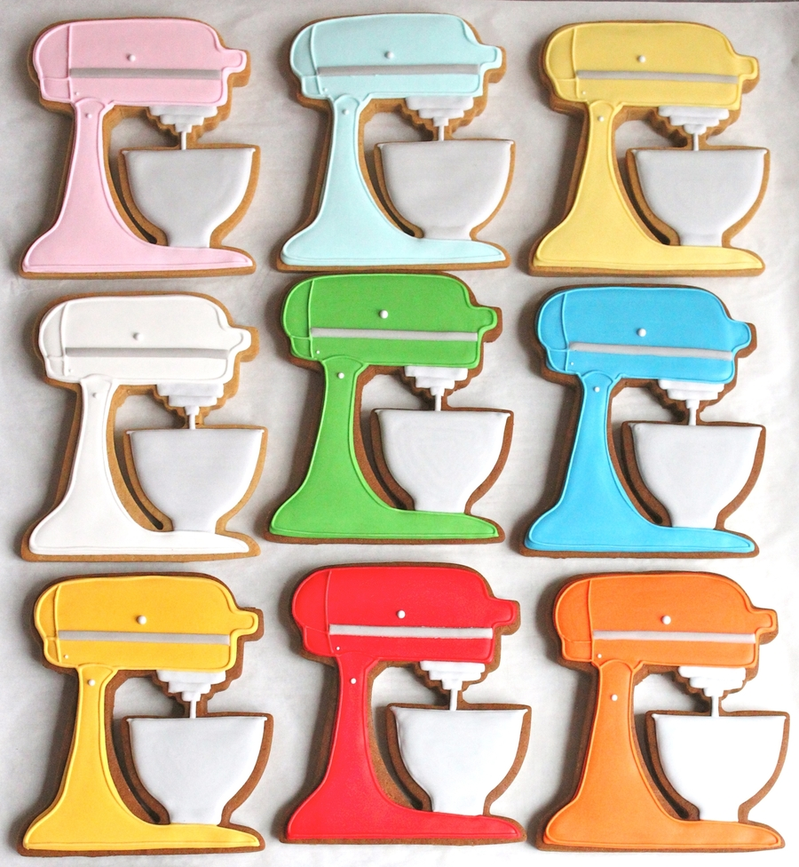 Kitchenaid Mixer Cookies on Cake Central