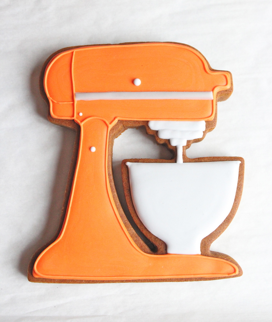 Stand Mixer Cookie on Cake Central