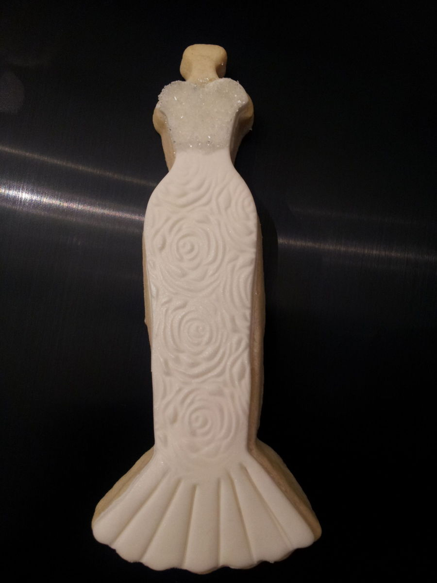 Wedding Dress on Cake Central