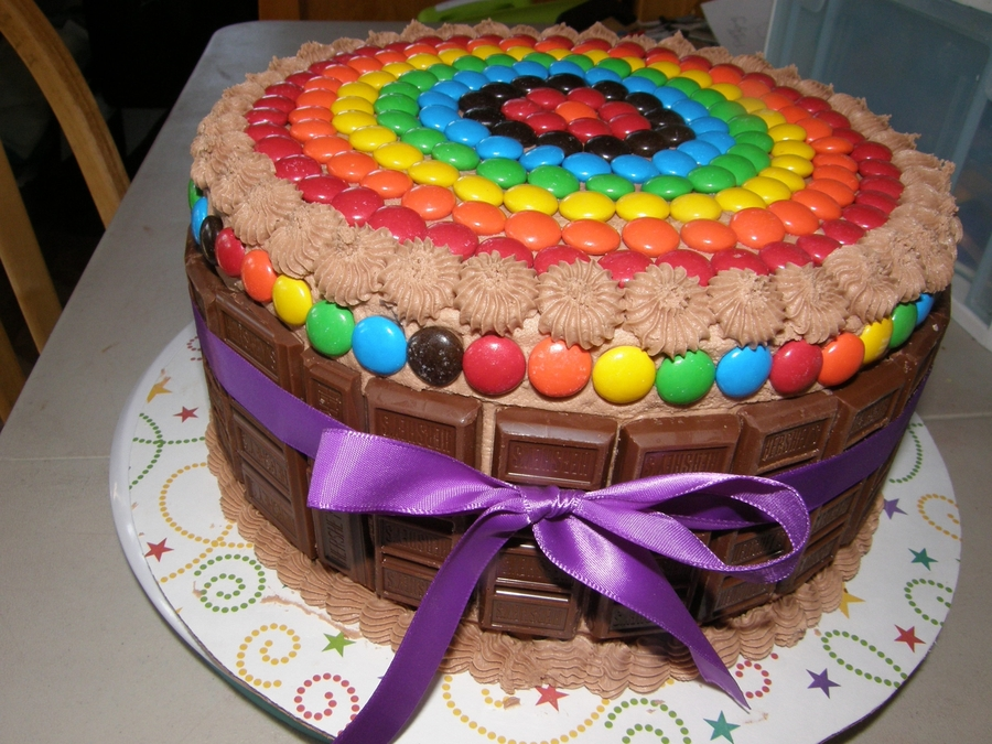 Candy Celebration on Cake Central
