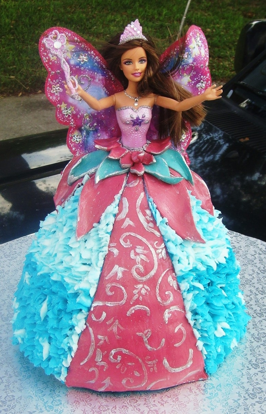 Fairy Doll  on Cake Central