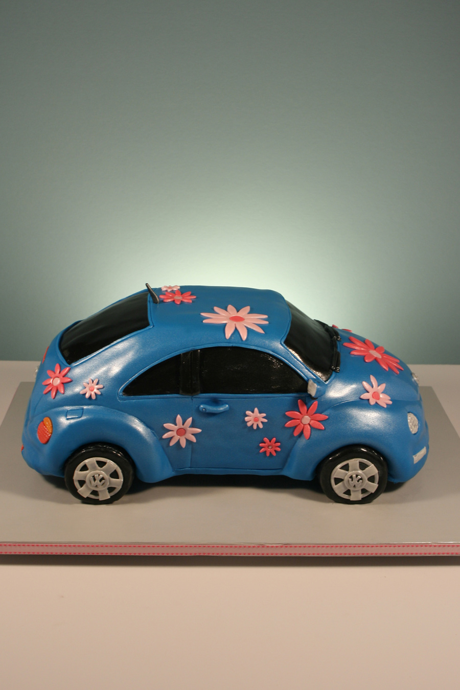 Vw Beetle Cake Recipe
