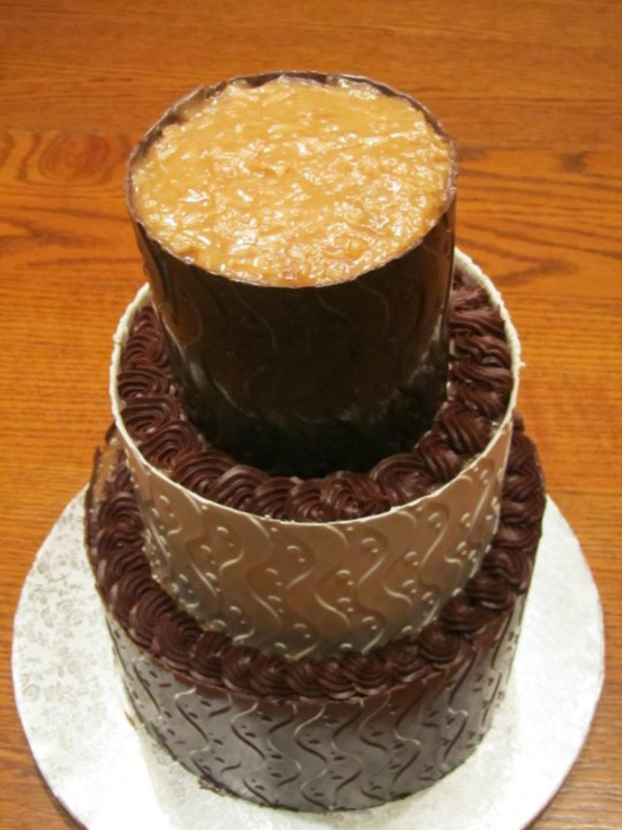 My Sister's Annual German Chocolate Birthday Cake - CakeCentral.com