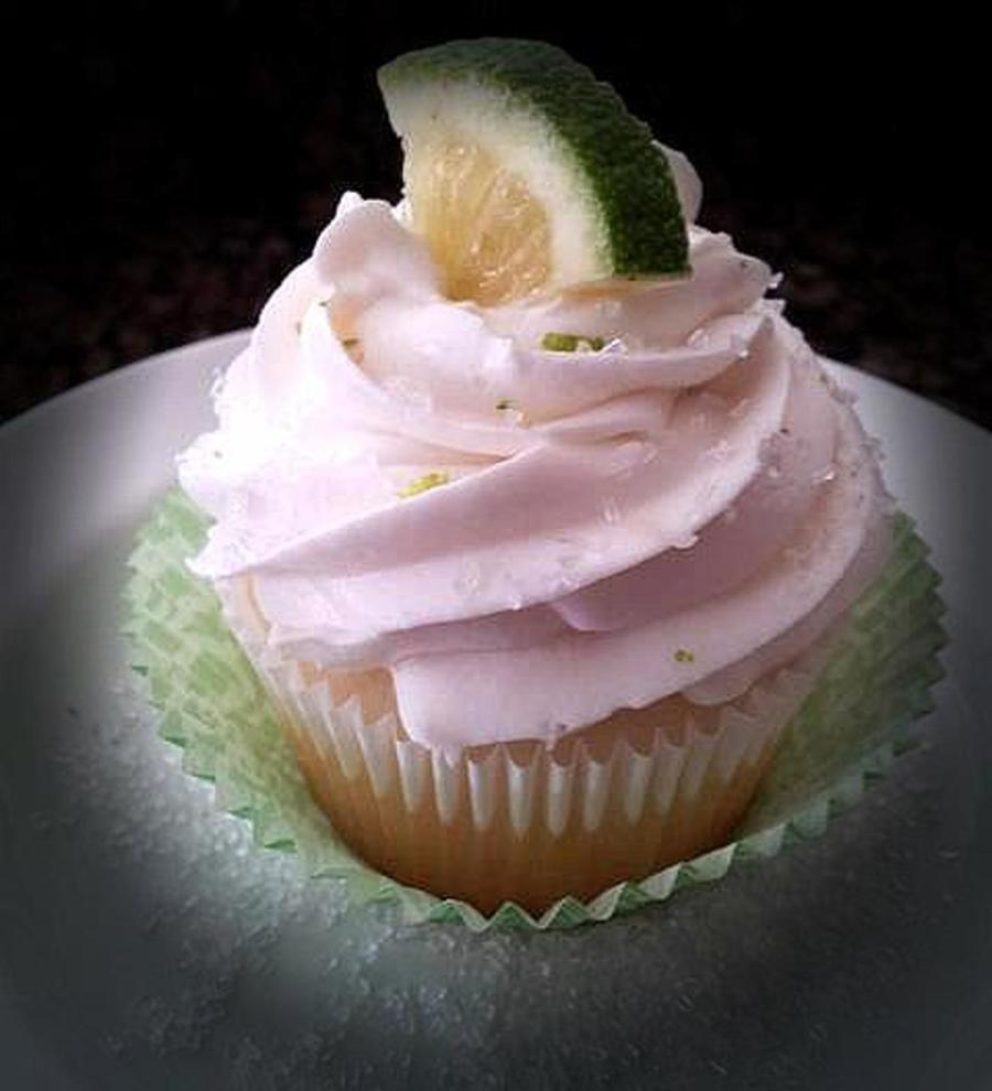 The Virgin Margarita Cupcake on Cake Central