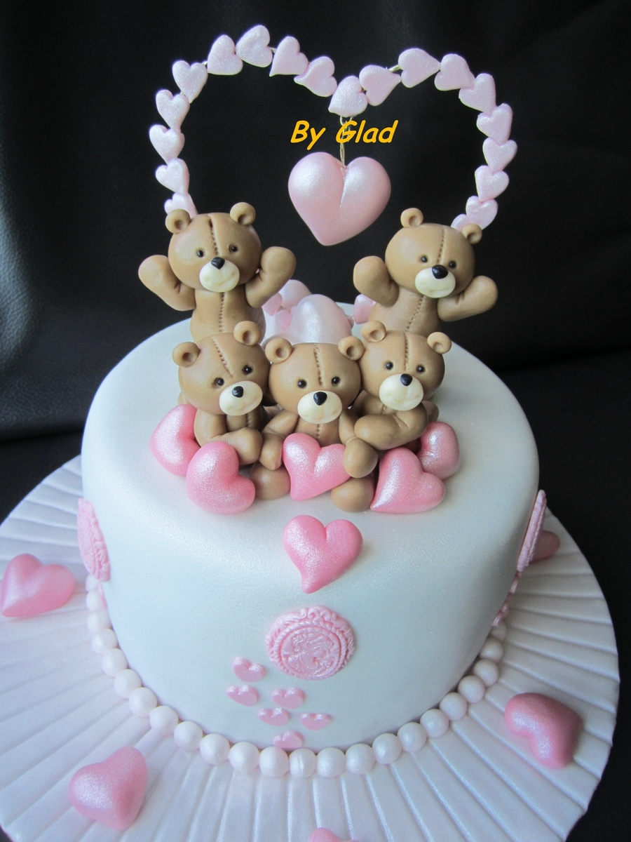 Bears  on Cake Central