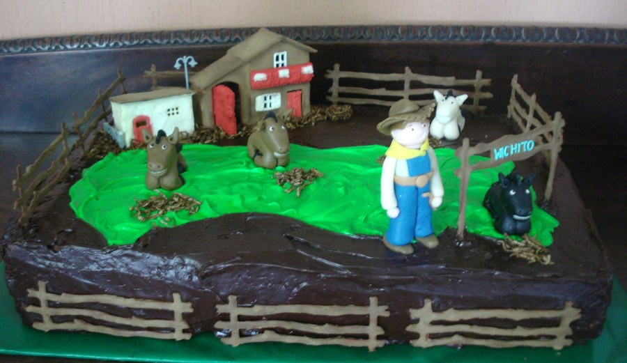 The Farm on Cake Central