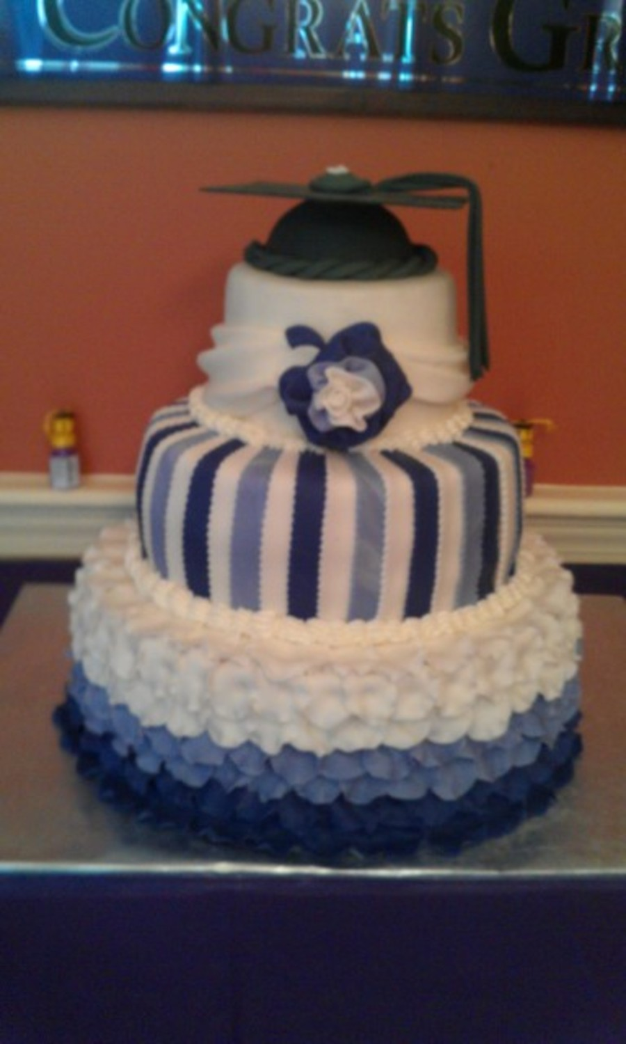 College Graduation on Cake Central