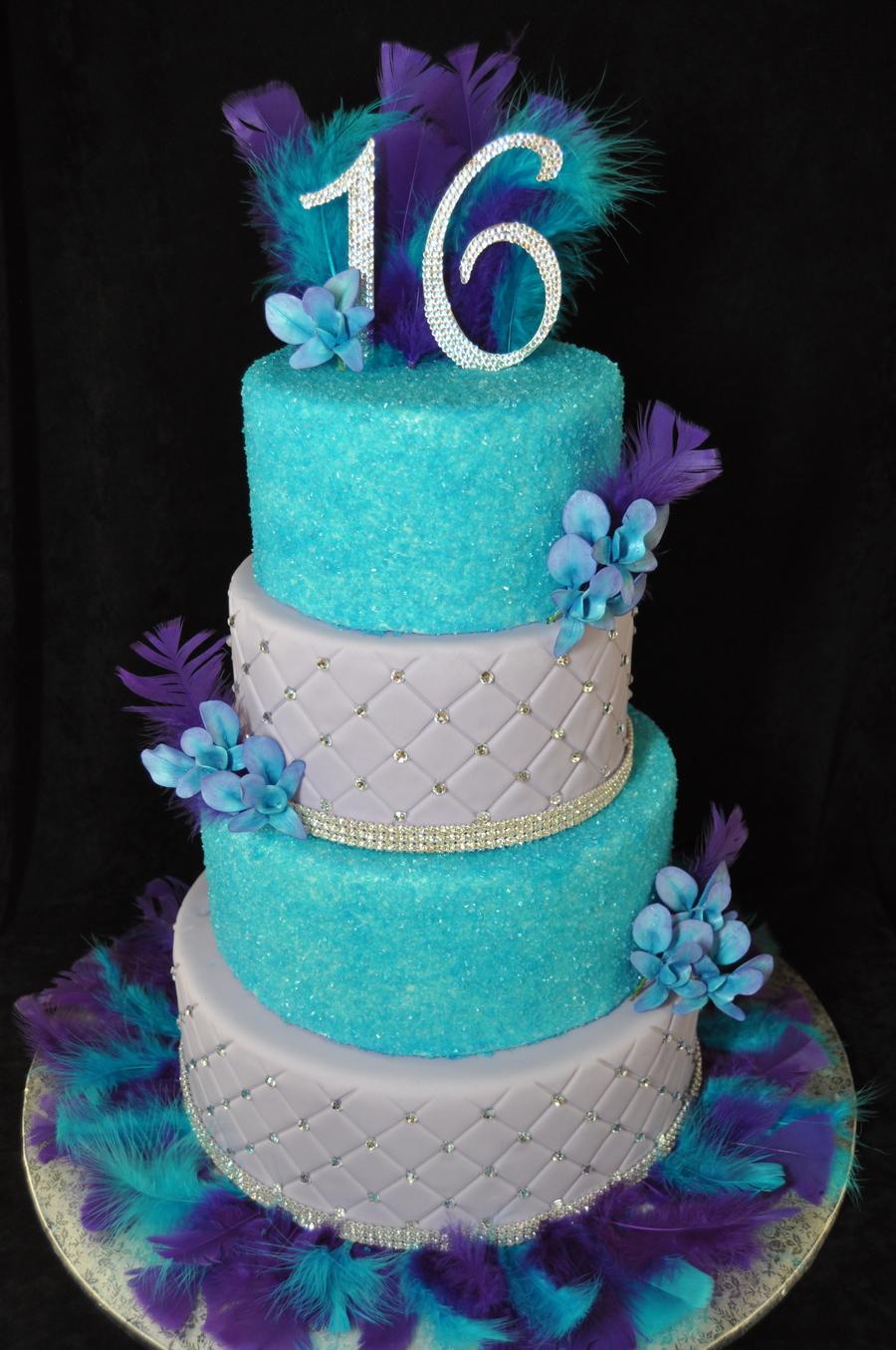 Cake Design Glamour