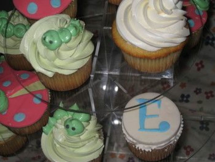 Ella's Cupcakes on Cake Central