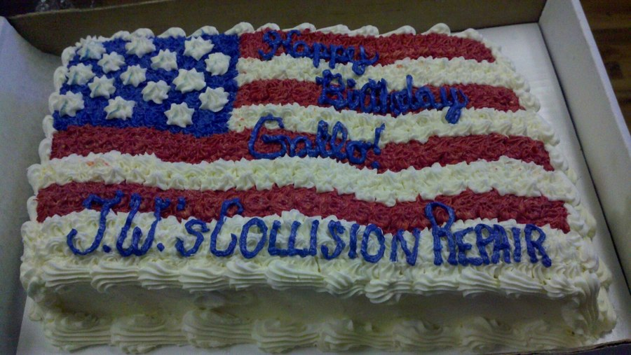 Patriotic Birthday Wishes on Cake Central