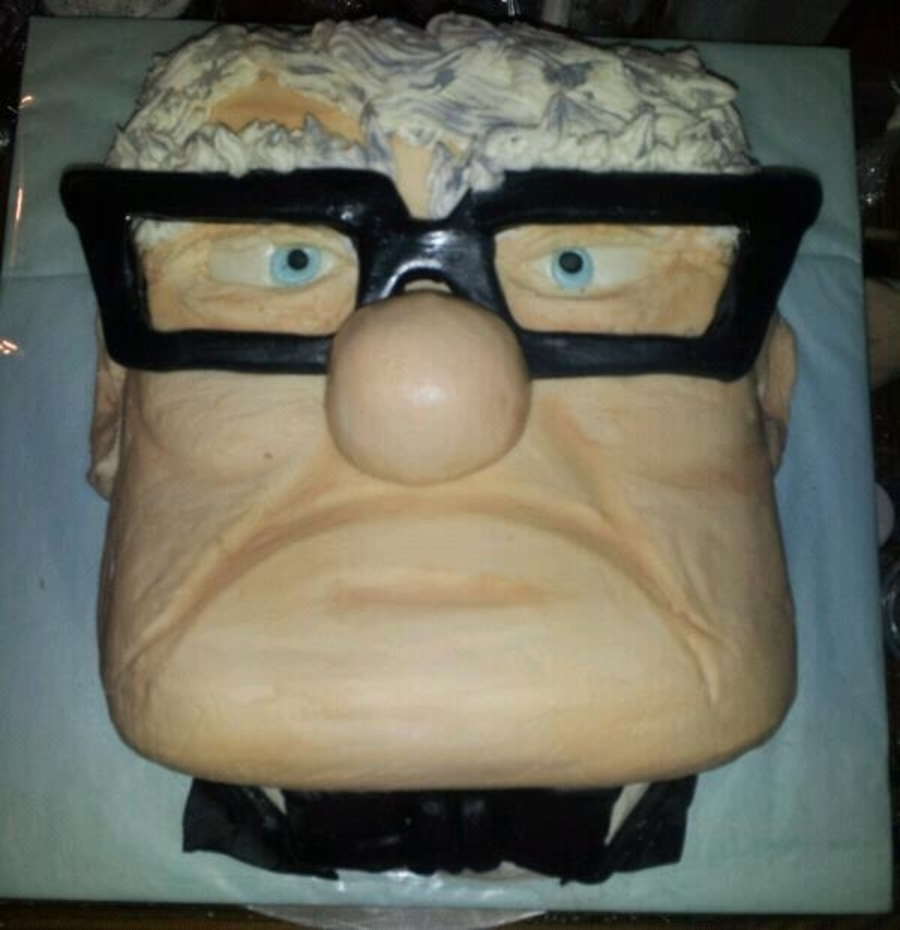 The Old Man From Up on Cake Central