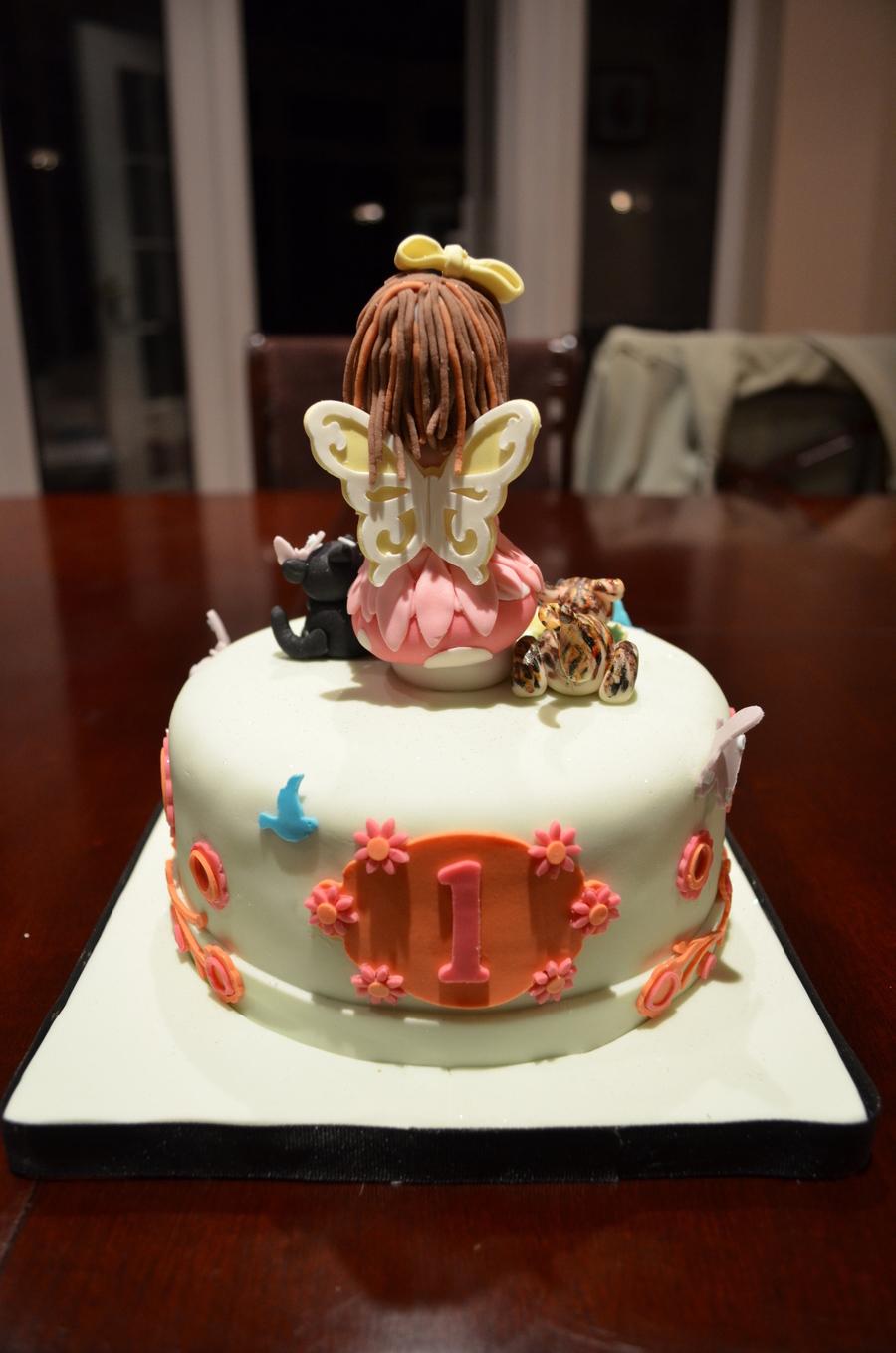 Fairy Birthday Cake Cakecentral Com