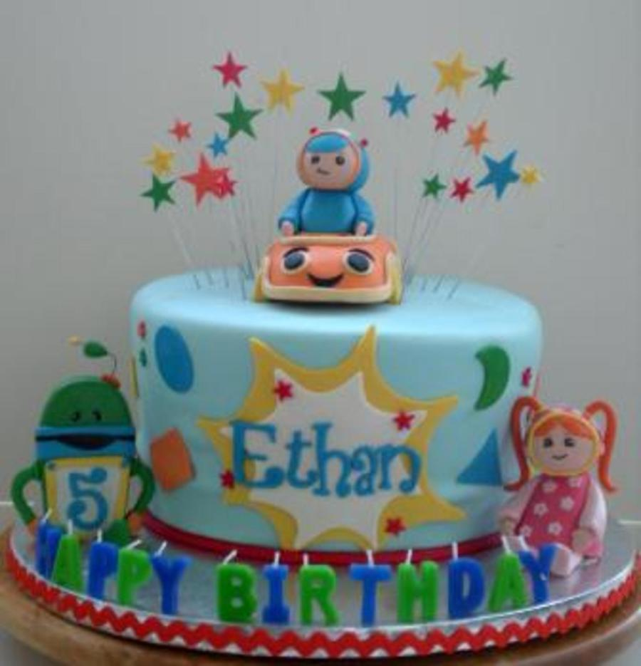 Umizoomi on Cake Central