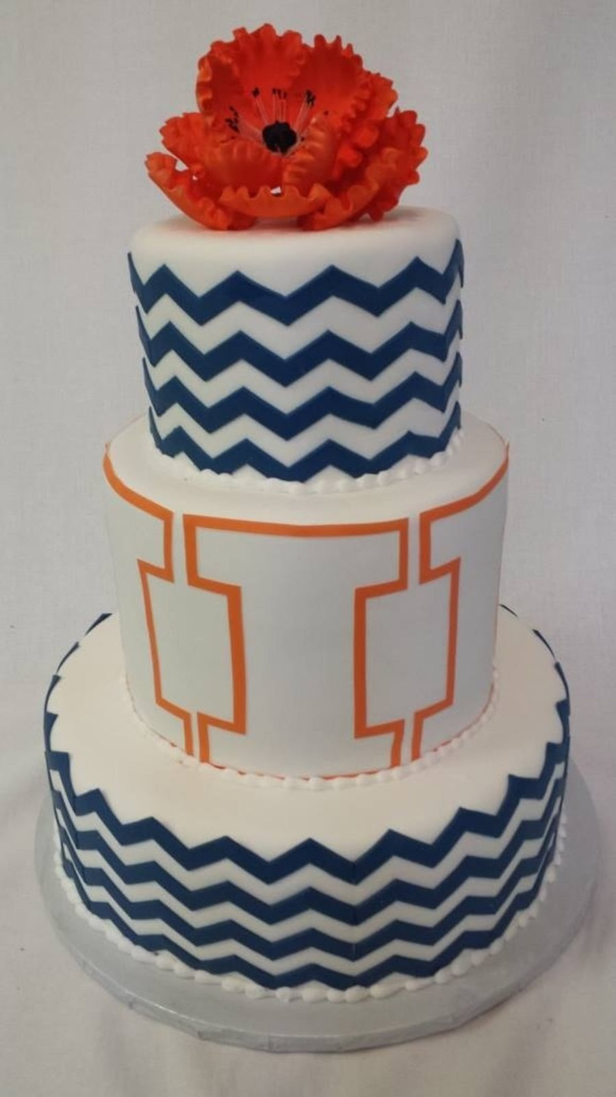 University Of Illinois  on Cake Central