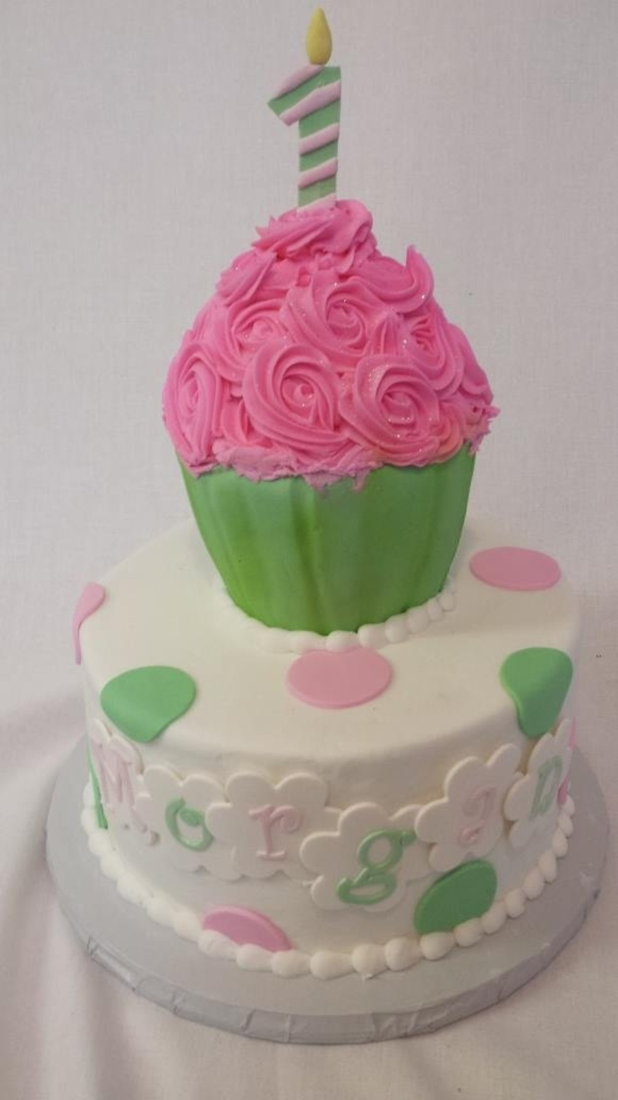 Sweet Cupcake on Cake Central