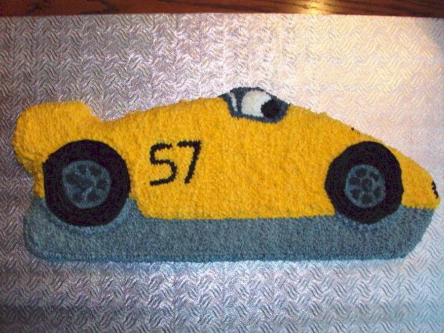 Formula Ford Race Car on Cake Central