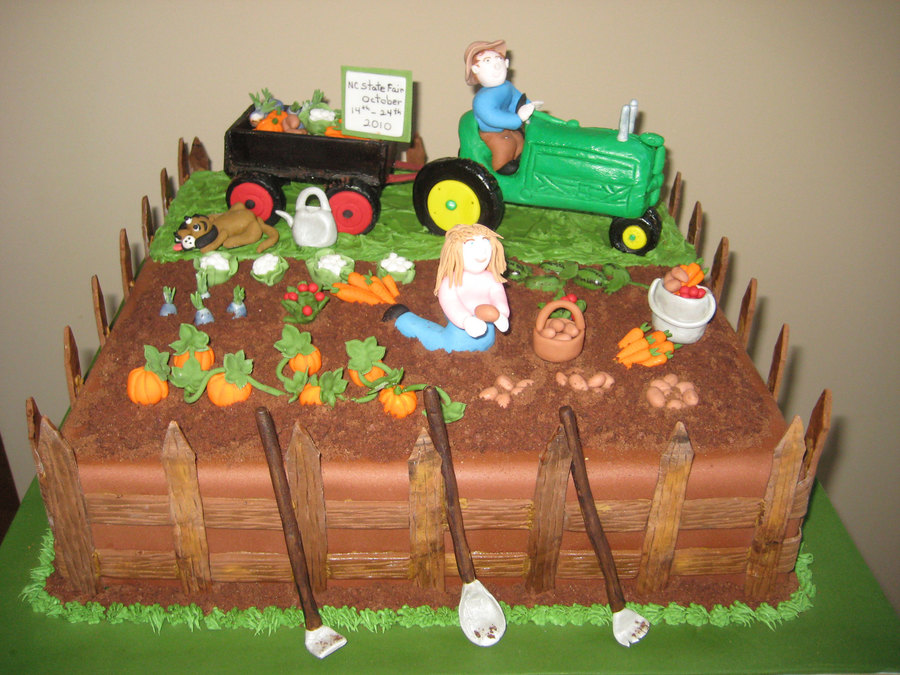 Nc Fair Cake on Cake Central