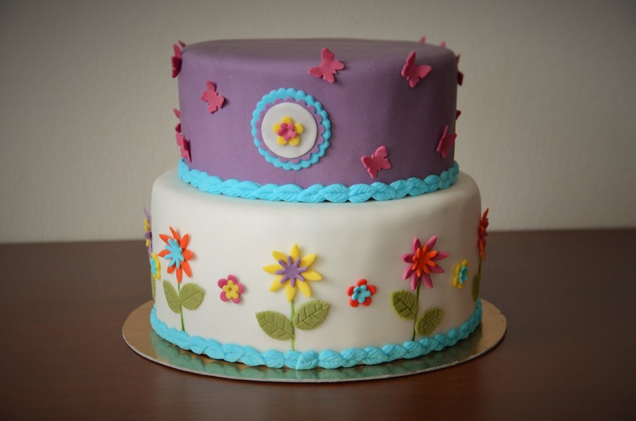 Flowers For Lulu on Cake Central