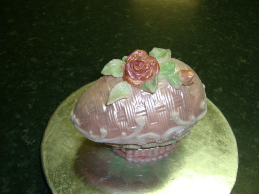 Easter Egg on Cake Central