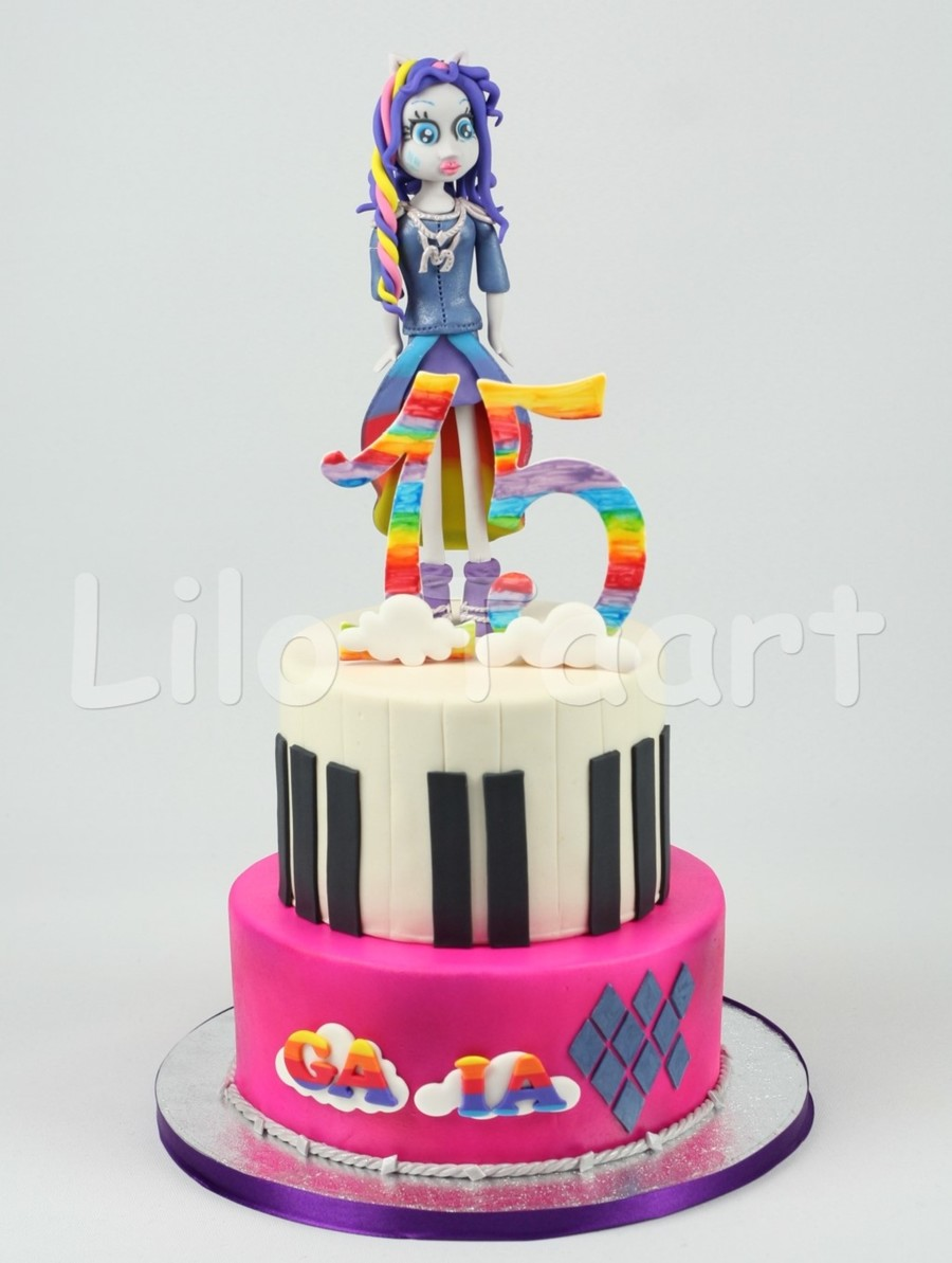 Prime Rainbow Rocks Rarity Cakecentral Com Personalised Birthday Cards Paralily Jamesorg
