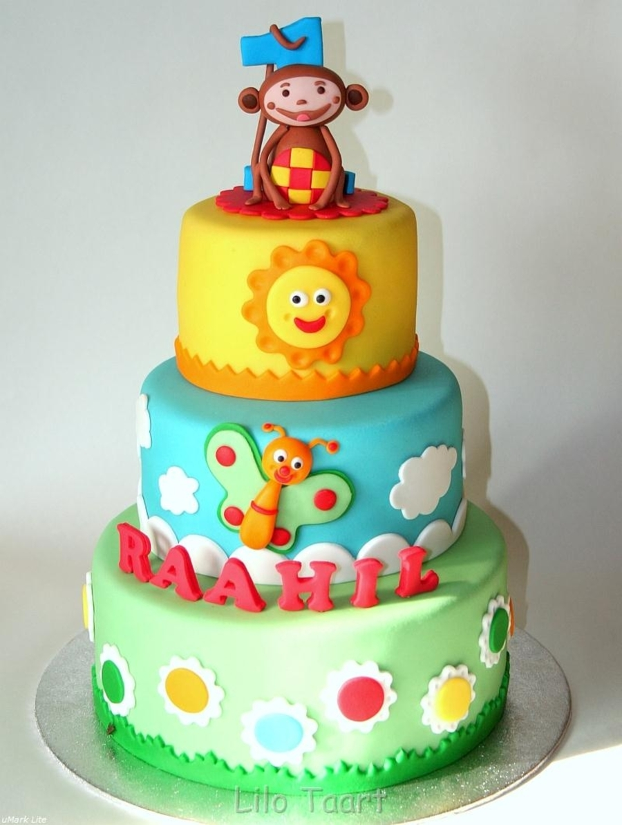 Baby Tv on Cake Central