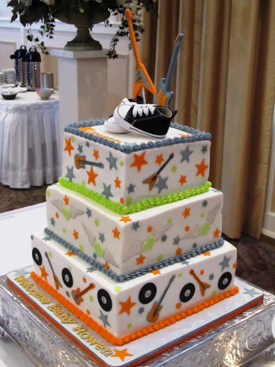 Auburn Cake Decorations