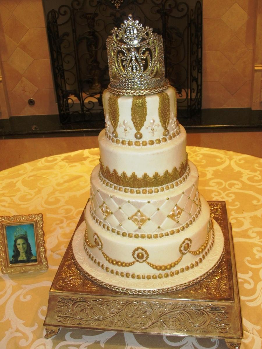 Queen Cleopatra Cake - CakeCentral.com