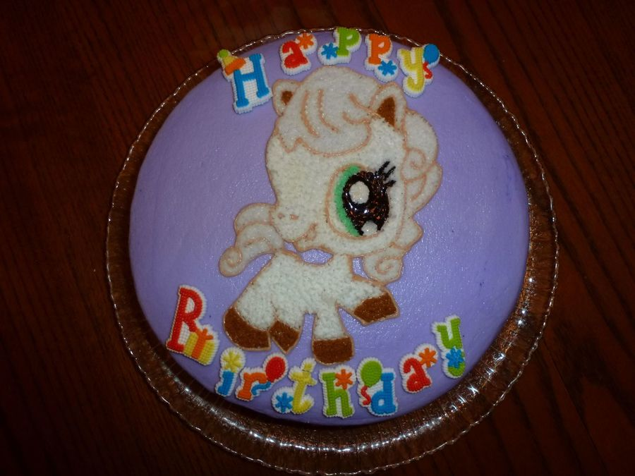 Littlest Pet Shop Pony on Cake Central