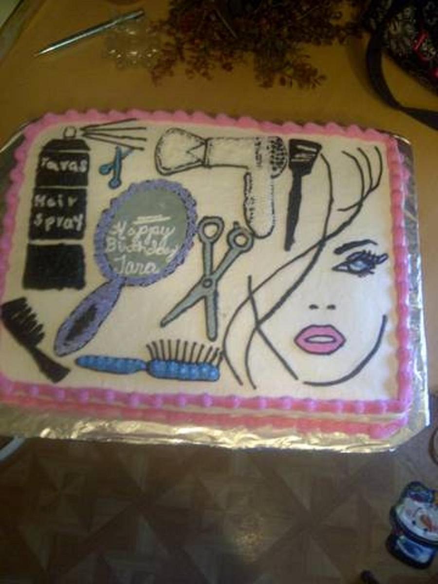 Beautician Cakecentral Com