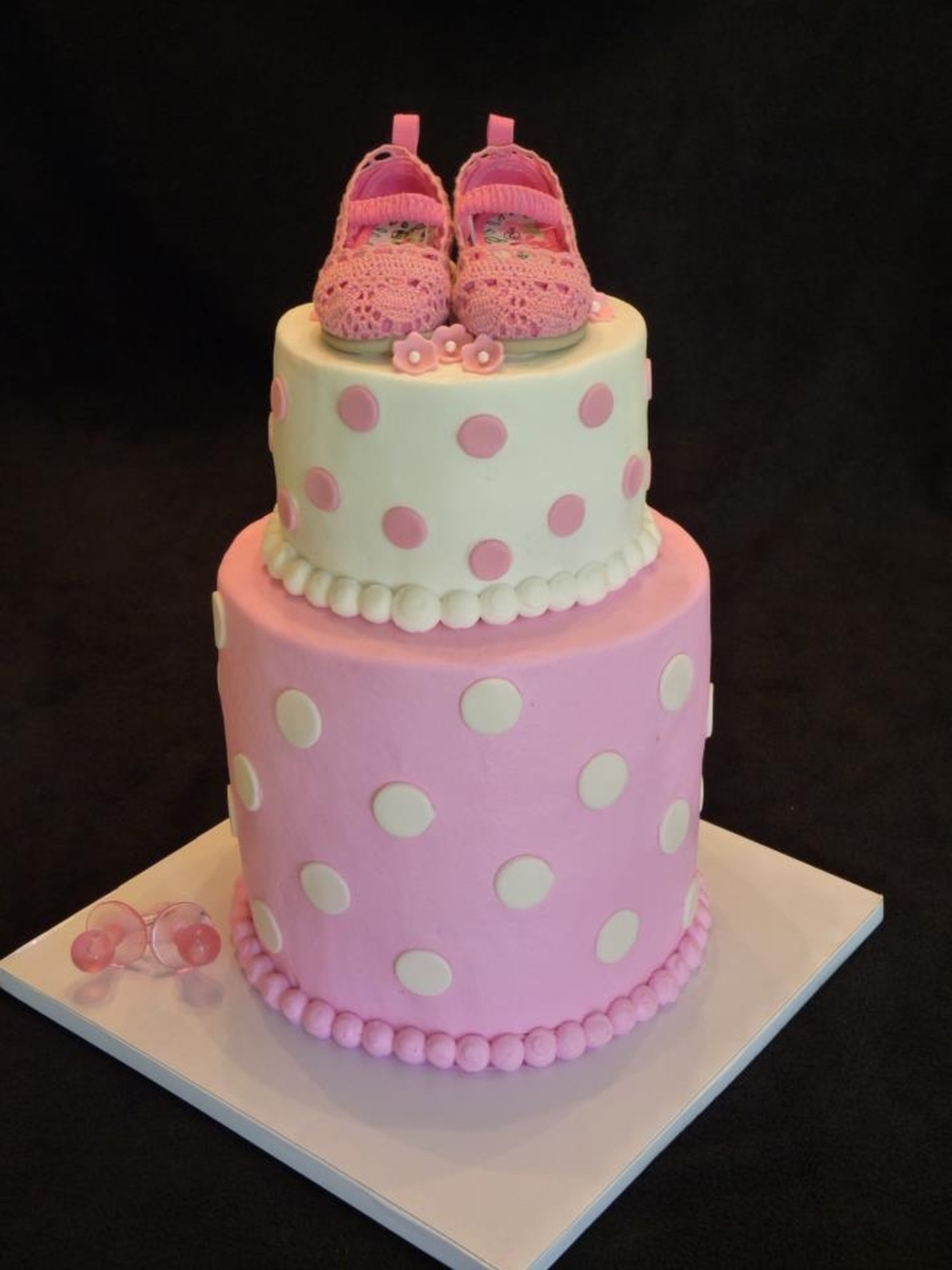 Girl Baby Shower on Cake Central