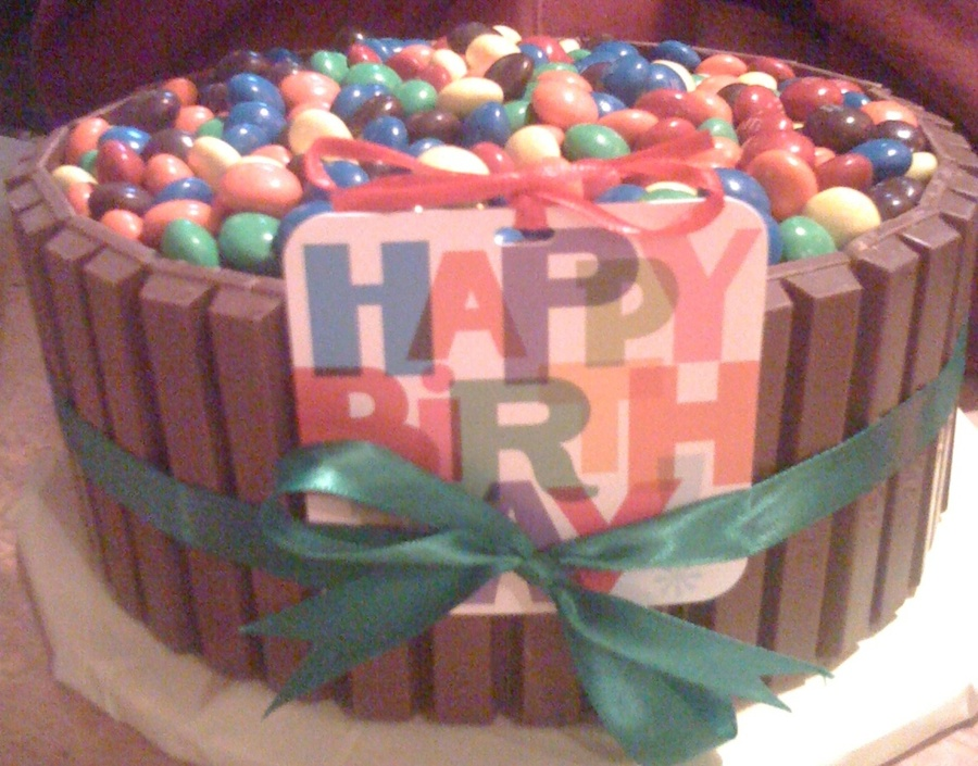 Candy Cake on Cake Central