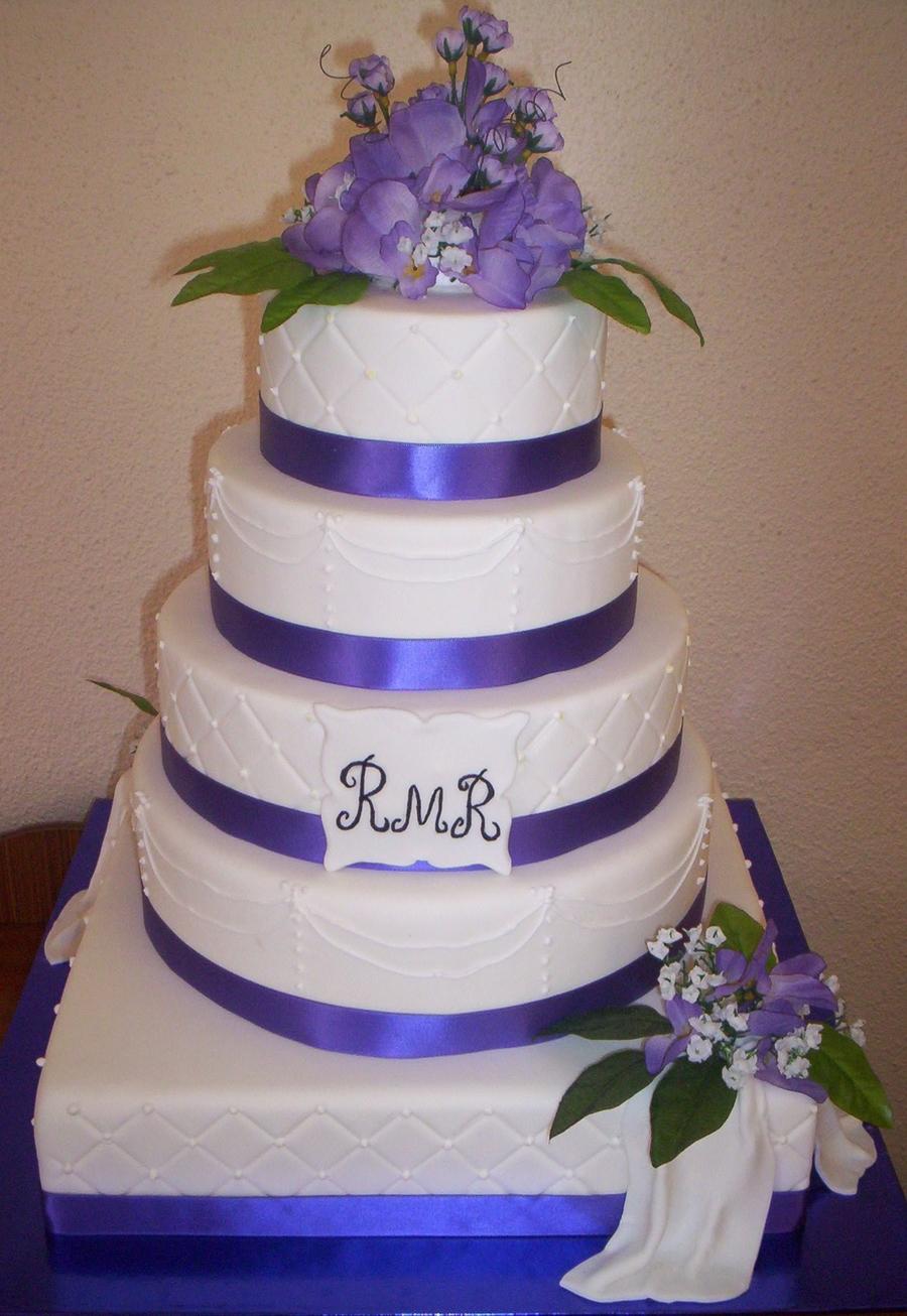 Dummy Wedding Cake Cakecentral Com