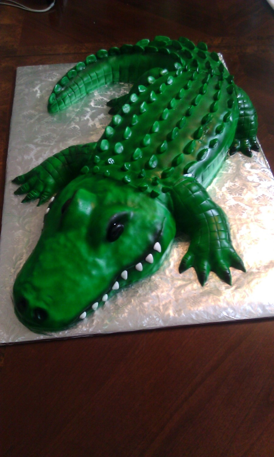 Alligator Cake on Cake Central