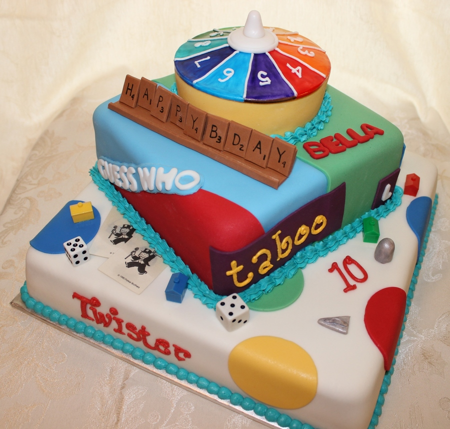 Cake Decorating Ideas For A  Year Old