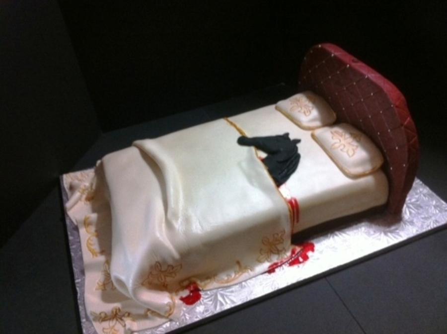 The Godfather Cake CakeCentralcom - Godfather Wedding Cake