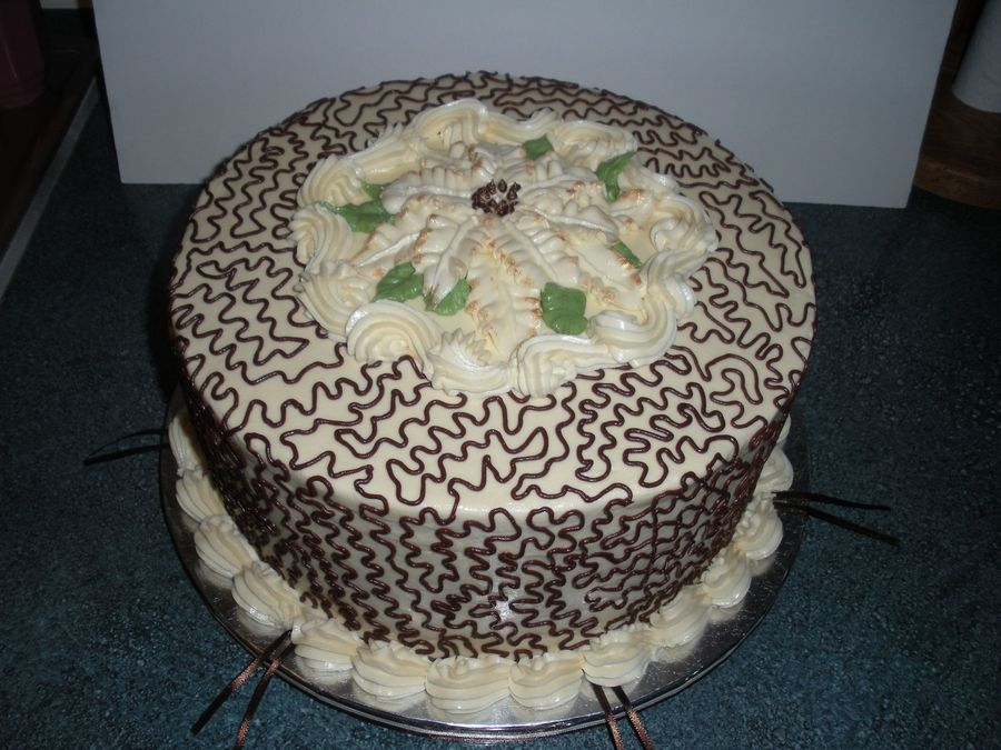 Charm Cake on Cake Central