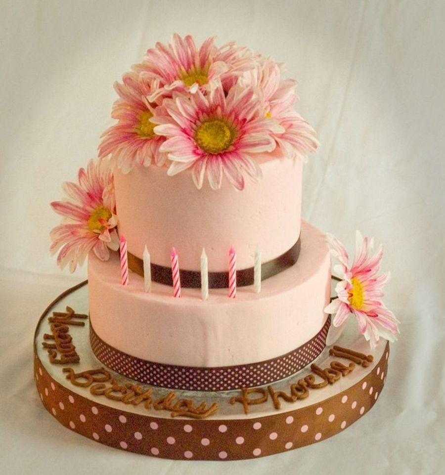 Girls 6th Birthday Cake Cakecentral