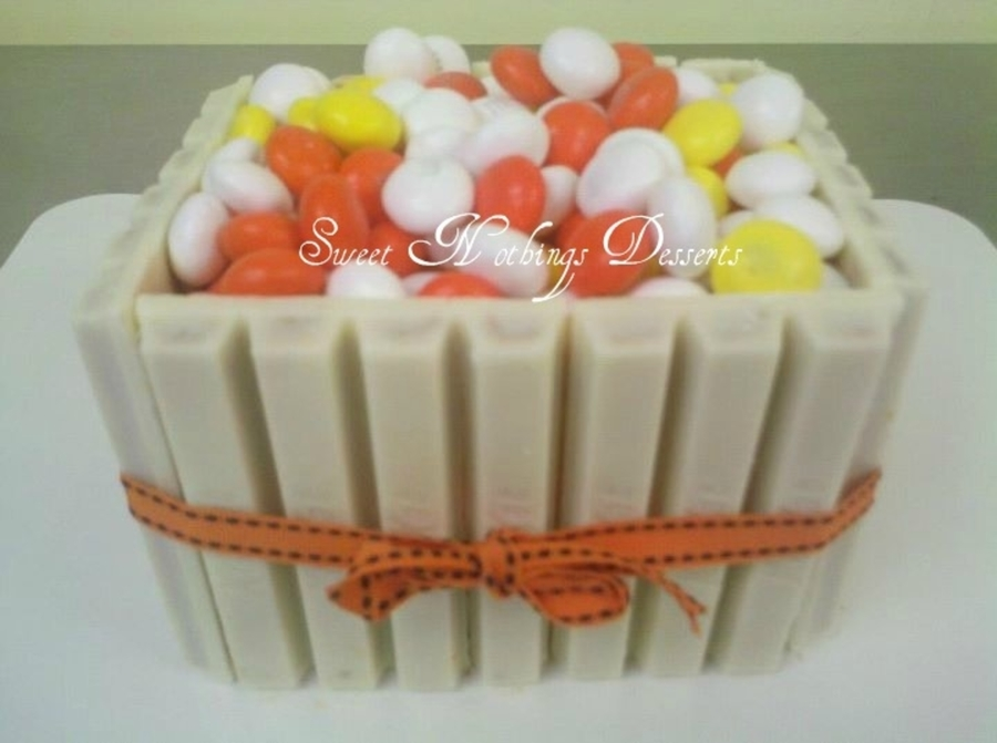 Candy Box Cake on Cake Central