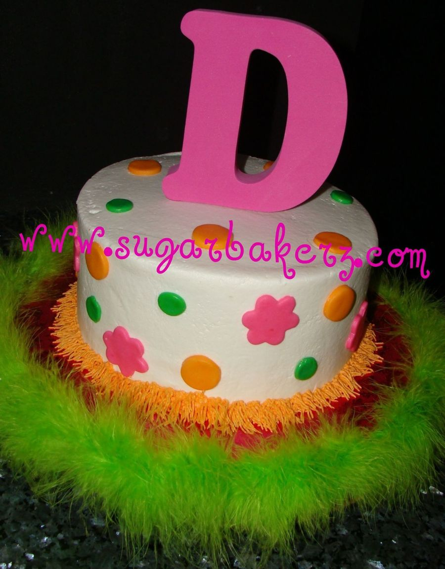 The Dotted Diva on Cake Central