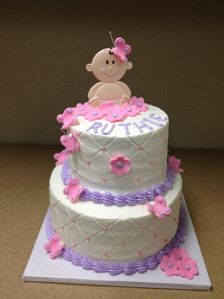For Christie And Ruthie on Cake Central
