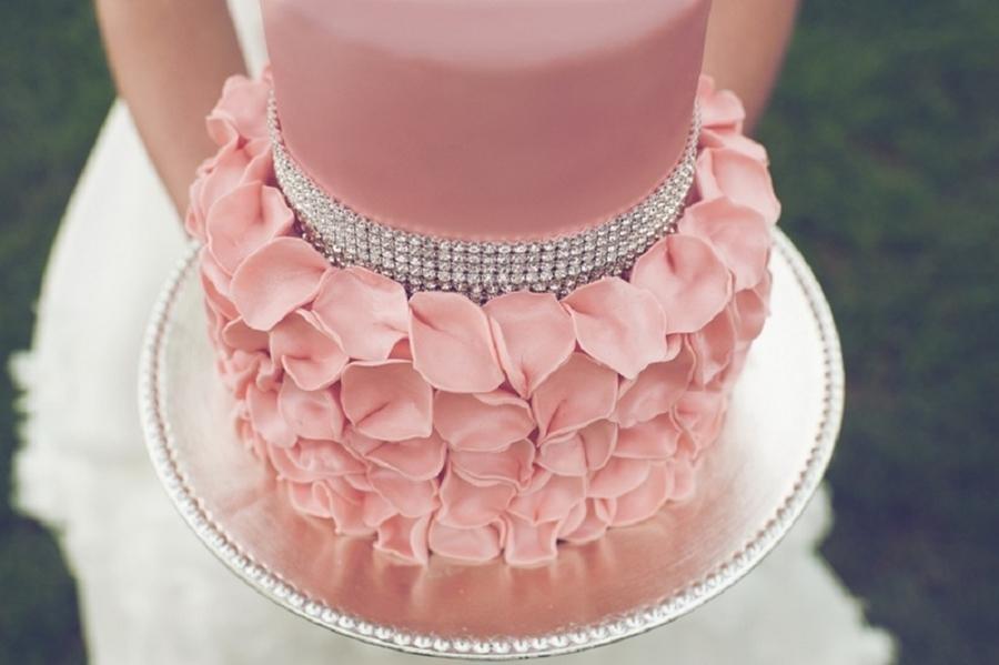 Pink And Petals Cakecentral Com
