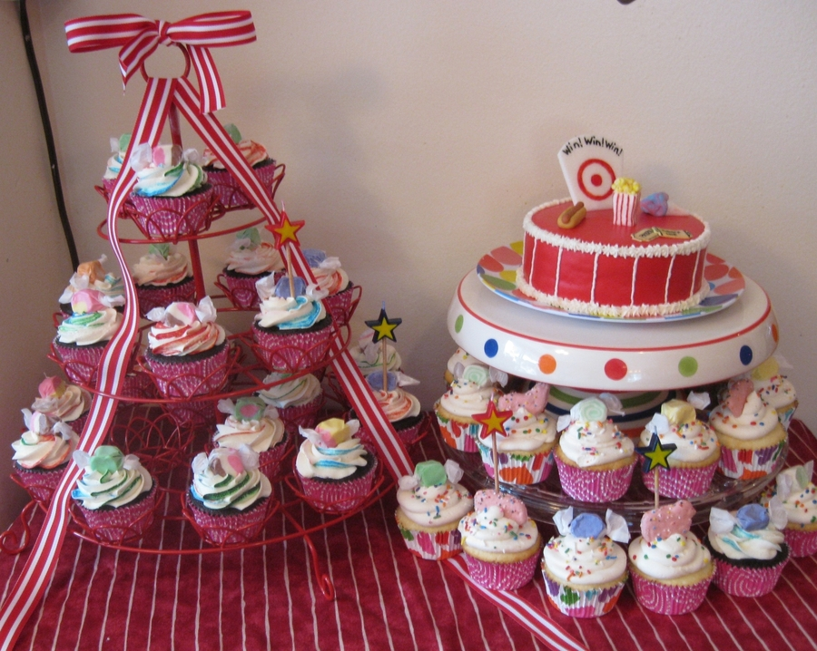 Carnival Cupcakes on Cake Central