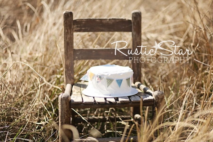 Shabby Chic Cake on Cake Central